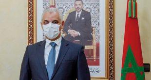 Maroc Covid-19,Khalid Ait Taleb