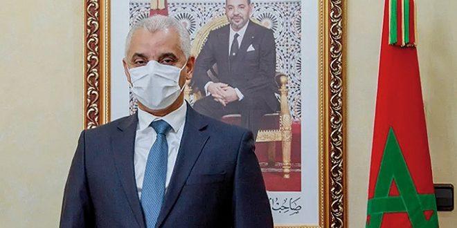 La situation épidémiologique en amélioration constante au Maroc pour la 10è semaine consécutive