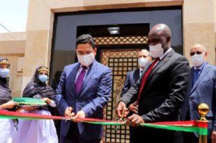 Maroc-Malawi,Consulat général à Laâyoune,Sahara marocain