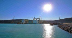Nador West Med,Complexe Portuaire