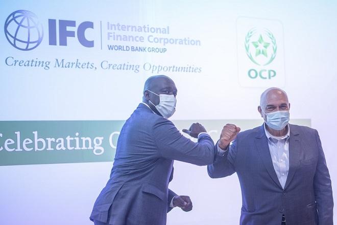 Groupe OCP,IFC