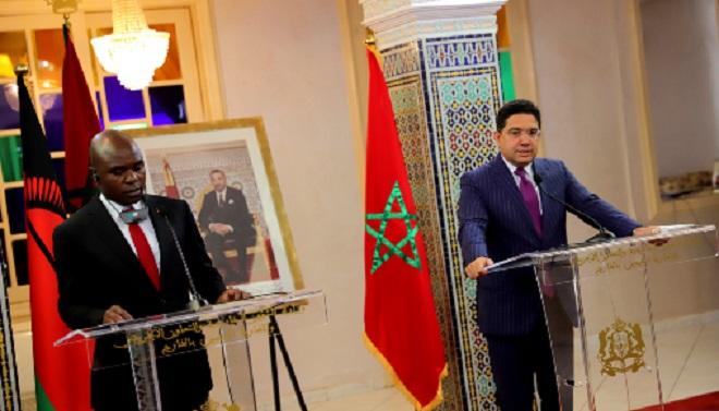 Maroc-Malawi,ONU,Sahara