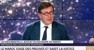 Maroc-France,Olivier Baratelli,NSO,Pegasus,Forbbiden Stories,amnesty international