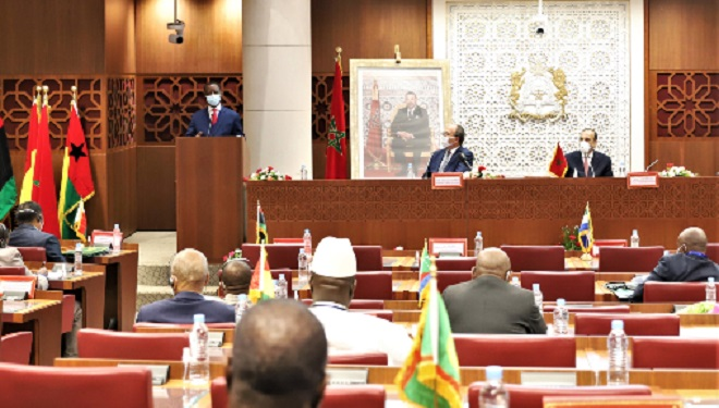 Parlements africains,Parlement panafricain