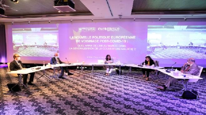 UE-Maroc,PCNS,EuroMeSCo,Covid-19