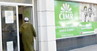 CIMR,retraite