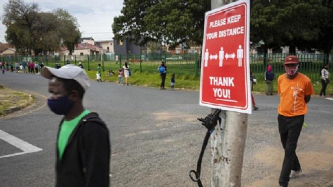 Sénégal,pandémie de Covid-19