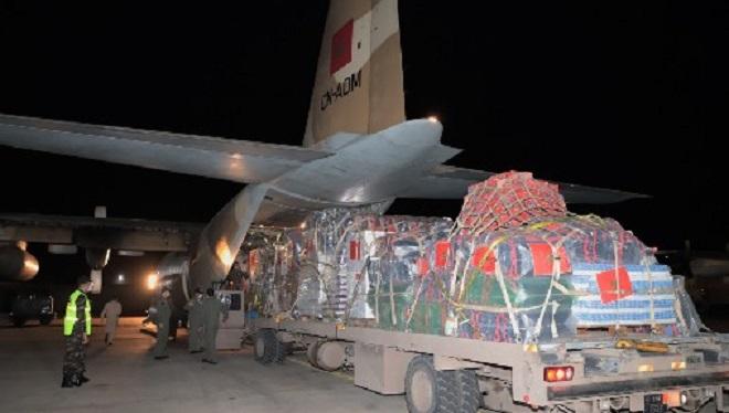 aide médicale et humanitaire