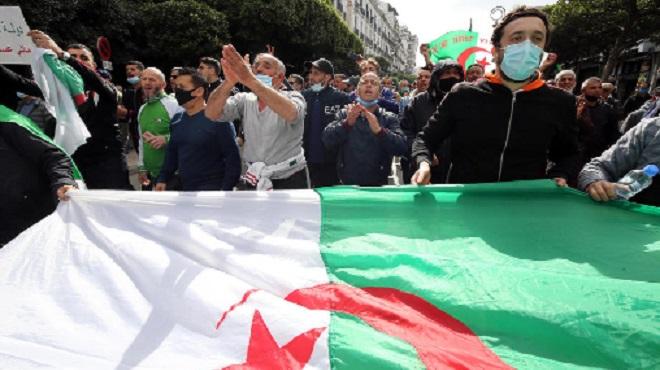 Algérie,ONU,Hirak,HCDH
