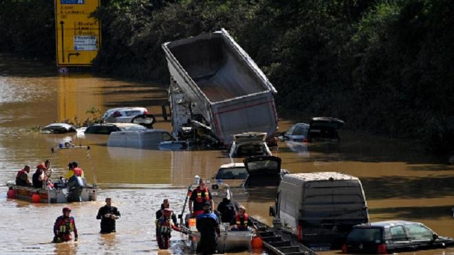 Allemagne,inondations,Intempéries
