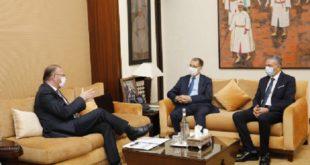 APCE,Rik Daems,Maroc-Union européenne