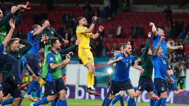 Euro 2020,Italie,Espagne,Wembley