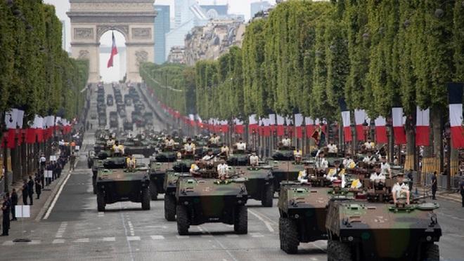 France 14-juillet,Champs-Elysées