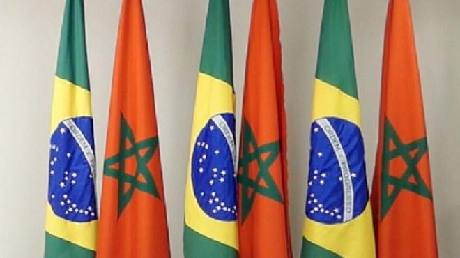 Maroc-Brésil,ACFI