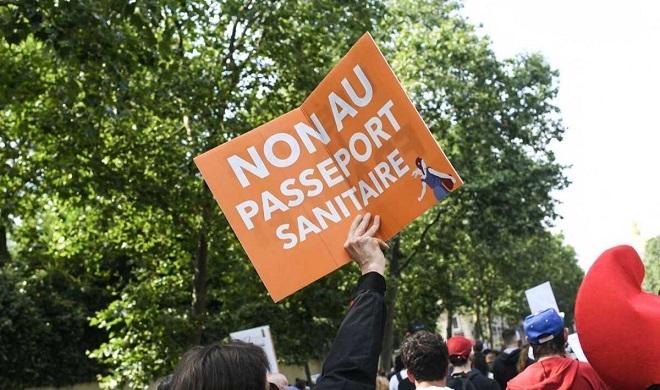 passeport sanitaire,Italie