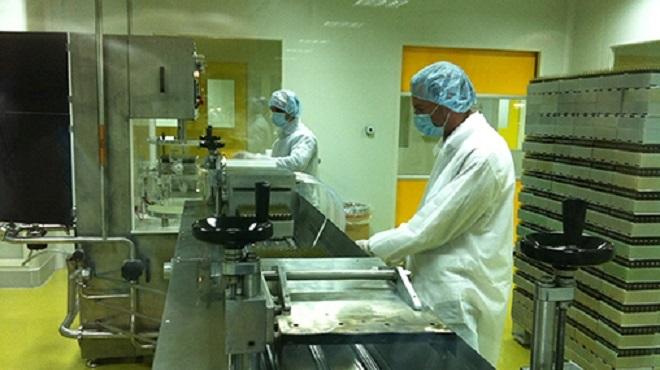 Recipharm,Maroc vaccin anti-Covid19