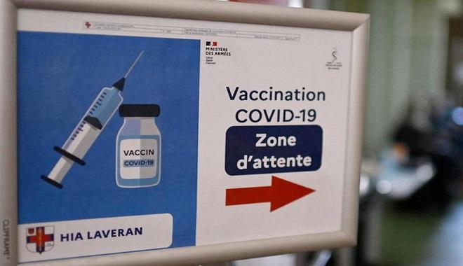 France,vaccins anti Covid-19
