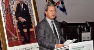 Abdellatif Zaghnoun,CDG