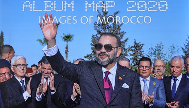 Album MAP 2021,Images of Morocco