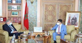 Etats-Unis Maroc