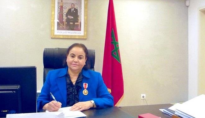 Maroc-Bulgarie,Fête du Trône