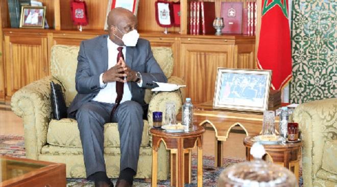 Union africaine,John Nkengasong,CDC Afrique