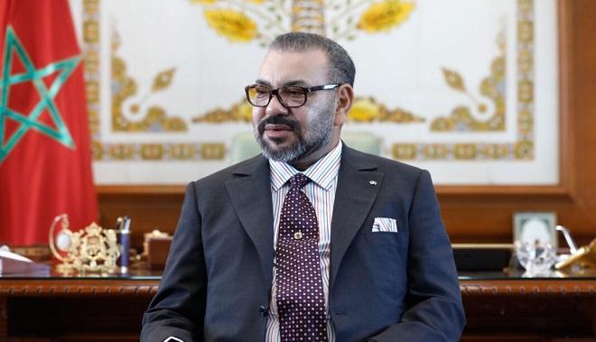 Fête de la Jeunesse 2021,SM le Roi Mohammed VI
