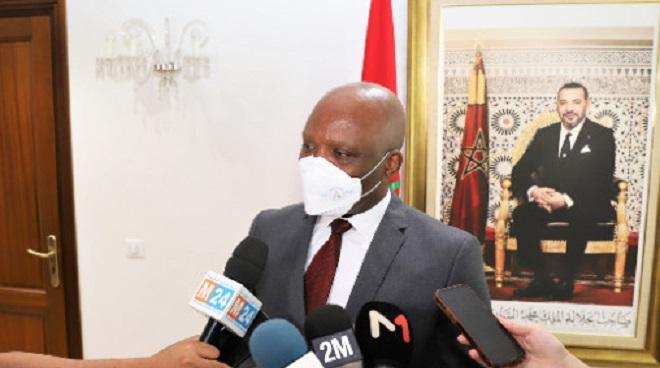 John Nkengasong,CDC Afrique,vaccin anti-covid