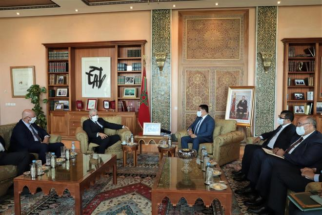 Maroc-Israël,Accords de coopération