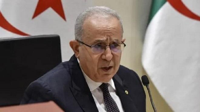 Algérie-Maroc-Israël,Ramtane Lamamra,relations diplomatiques