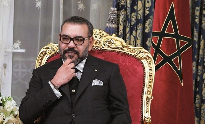 SM Mohammed VI,Fête du Trône 2021