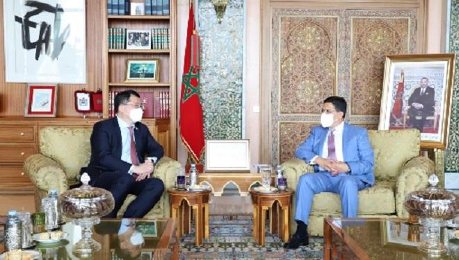 Maroc-Corée du Sud