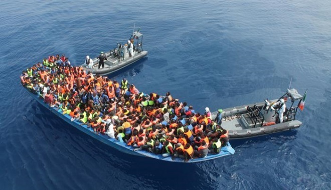 Crise migratoire,Bigger Than Us