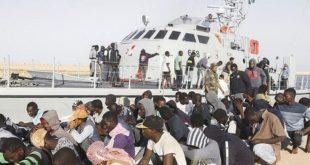 Migrants,Libye