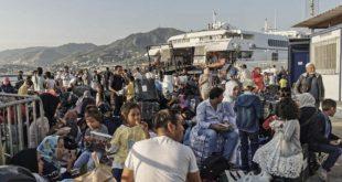 Grèce-Turquie,Migrants