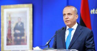 maroc-libye,Abdallah Hussein Al-Lafi,Nasser Bourita