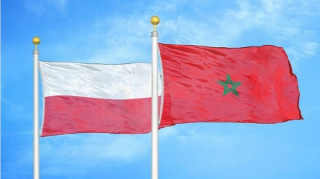 Maroc-Pologne