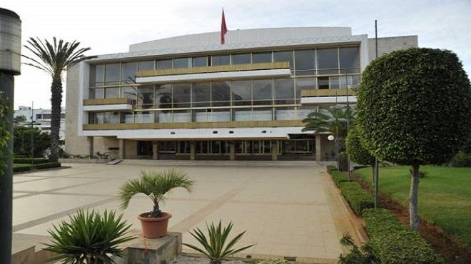 Théâtre national Mohammed V
