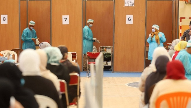 DRS,Marrakech-Safi,vaccination anti-Covid-19