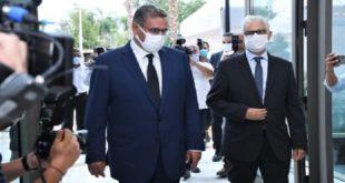 Aziz Akhannouch,chef du gouvernement,PI,Nizar Baraka,RNI