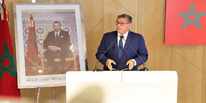 Le chef du gouvernement représente SM le Roi au forum de l'Initiative verte saoudienne et au sommet de l'Initiative verte du Moyen-Orient