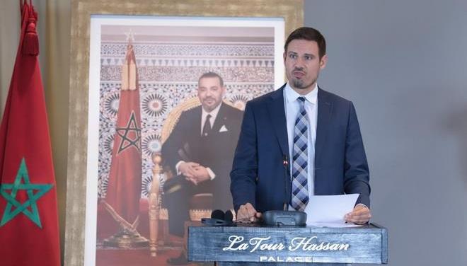Elections 2021 Maroc,APCE,Alberto Ribolla