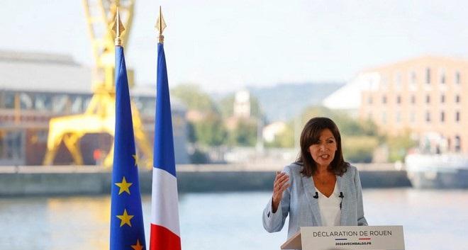 Paris,Anne Hidalgo,présidentielle france 2022