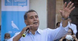 Aziz Akhannouch,RNI