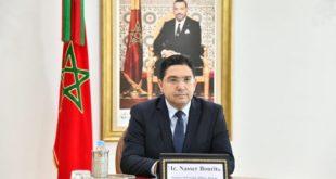 Nasser Bourita,Sahara marocain,ONU