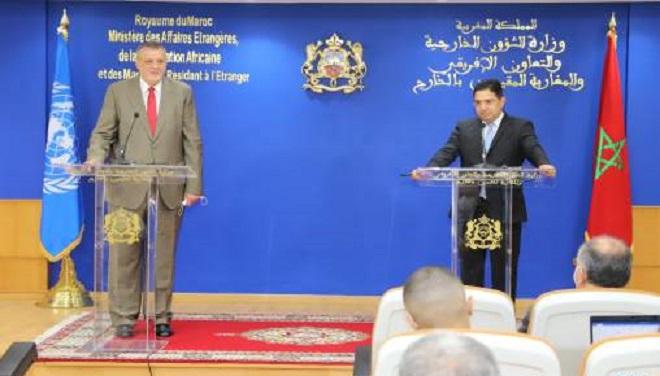 Crise libyenne,Nasser Bourita