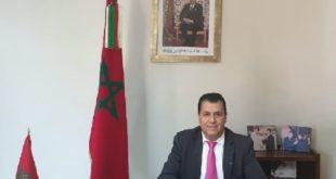 Elections 2021 Maroc,Sahara marocain,El Mokhtar Ghambou