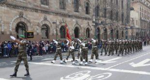 Forces Armées Royales,Mexique
