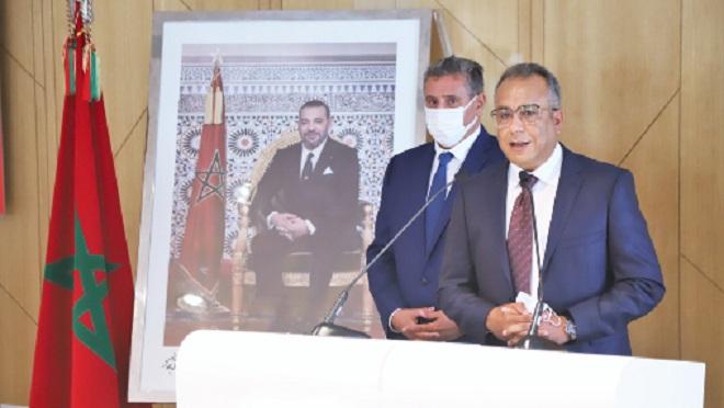 Aziz Akhannouch,RNI,FFD,Mustapha Benali