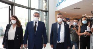 RNI,Aziz Akhannouch,nouveau gouvernement maroc